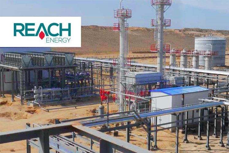 reach energy phat hien dau tai kazakhstan