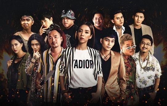 het thoi web drama bao luc