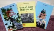 Hai tác giả họ Trần đoạt giải thưởng văn học sông MeKong lần thứ 11