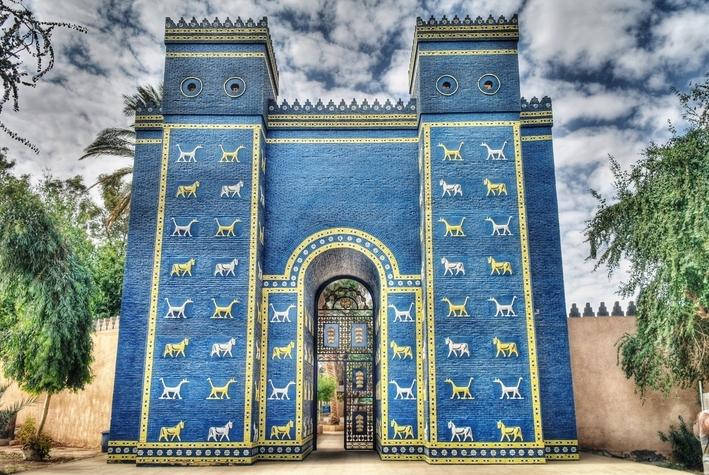 8 cổng chào tráng lệ nổi tiếng khắp các châu lục