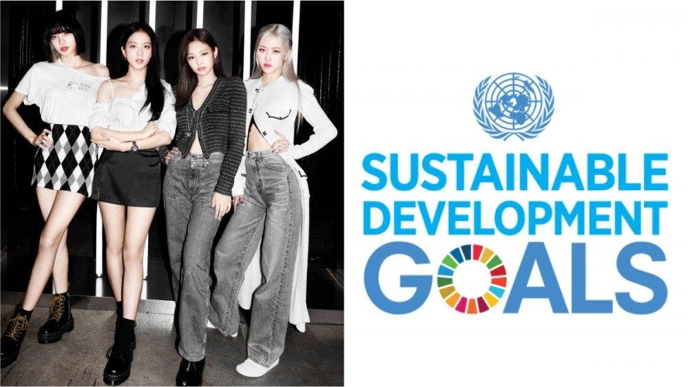 Sao Hàn ngày 18/9: BLACKPINK trở thành nghệ sĩ châu Á đầu tiên được bổ nhiệm làm Đại sứ quảng bá cho Liên Hợp Quốc