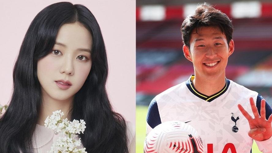 YG chính thức lên tiếng phủ nhận tin đồn hẹn hò giữa Jisoo (BLACKPINK) và cầu thủ Son Heung Min