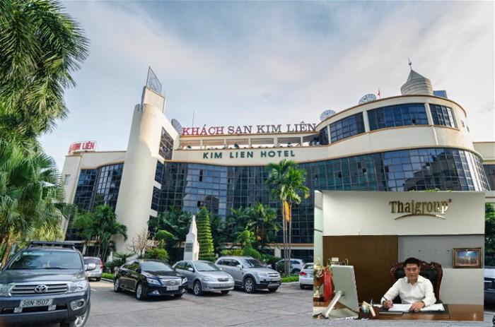 Bầu Thụy chính thức làm chủ khách sạn Kim Liên