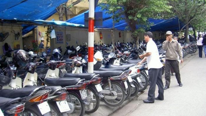 Hà Nội: Phạt các cơ sở trông giữ xe 92 triệu đồng