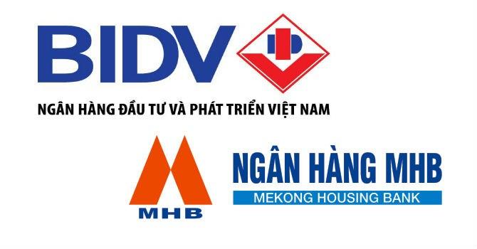 NHNN chấp thuận sáp nhập MHB và BIDV