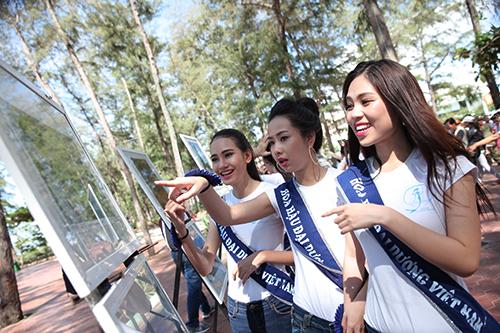 Hoa hậu Đại dương - Chung tay vì biển đảo quê hương