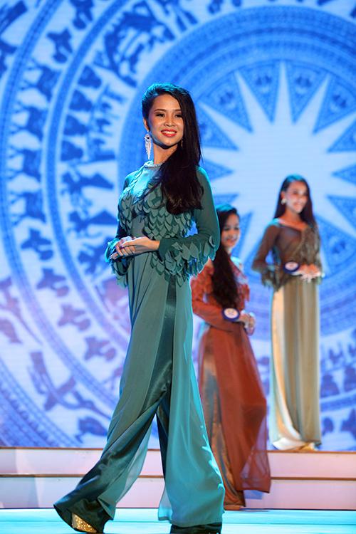 Hoa hậu Đại dương tổng duyệt trước đêm chung kết