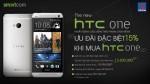 Cơ hội sở hữu 'siêu phẩm' HTC One