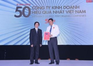 BIC: Công ty kinh doanh hiệu quả nhất Việt Nam