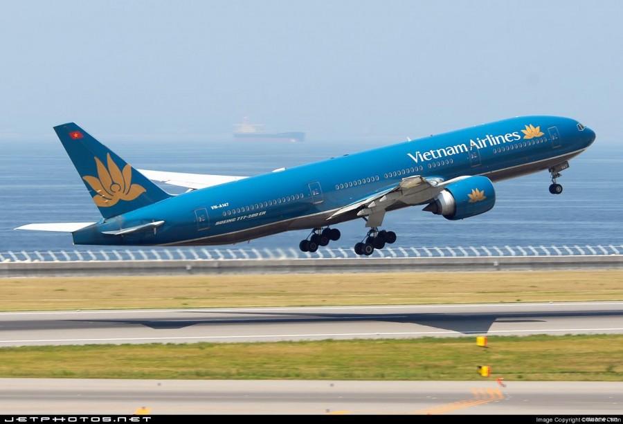 Ngành hàng không phục vụ gần 1 triệu hành khách dịp Tết