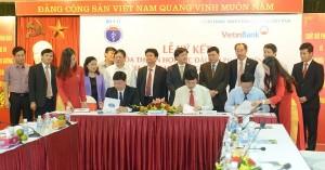VietinBank dành 30.000 tỷ cho phát triển Y tế