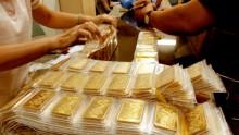 Giá vàng giữ ở mức thấp