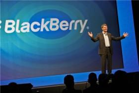 Thương vụ sang nhượng đổ vỡ, CEO BlackBerry ra đi