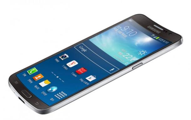 Samsung thử nghiệm smartphone màn hình gập