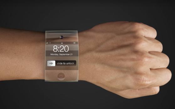 iPhone màn hình cong: Không còn xa