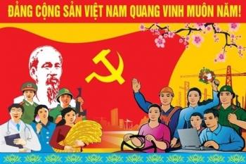 Chặng đường lịch sử vinh quang của Đảng