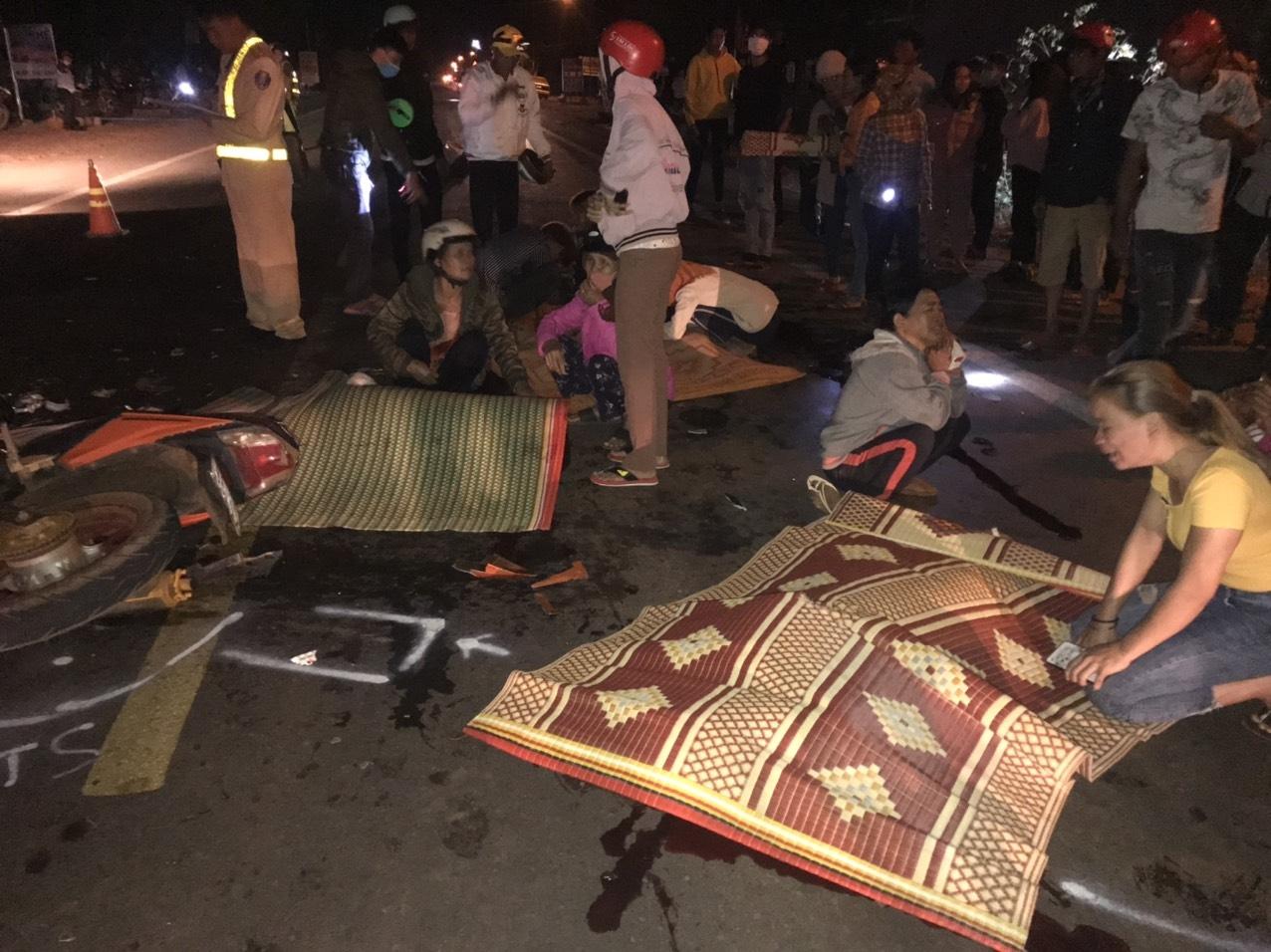 Hơn 100 người thiệt mạng vì TNGT trong kỳ nghỉ Tết Tân Sửu