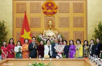 chinh phu luon dong hanh voi cong dong doanh nhan voi tinh than kien tao phat trien