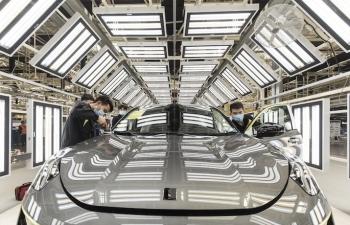 SK và Geely hợp tác đầu tư quỹ phát triển công nghệ ô tô điện