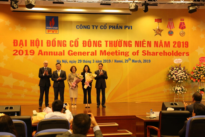 pvi to chuc thanh cong dai hoi dong co dong thuong nien nam 2019