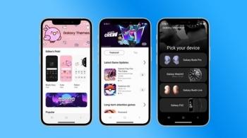 Ra mắt công cụ trải nghiệm tính năng của điện thoại Samsung trên iPhone