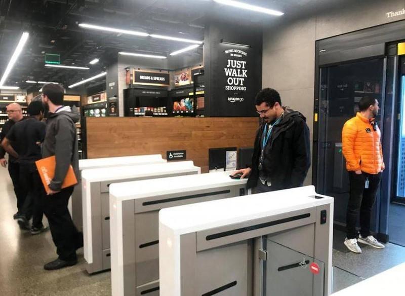 Amazon sắp đưa công nghệ thanh toán tự động vào các siêu thị lớn