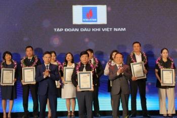 """Xuất sắc """"đi ngược dòng"""", Petrovietnam tiếp tục giữ vững vị trí Top 500 doanh nghiệp tăng trưởng nhanh nhất Việt Nam"""