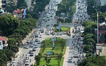 Hà Nội tiếp tục mở rộng nhiều tuyến đường