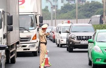 Tai nạn giao thông giảm trong ngày thứ 3 của kỳ nghỉ lễ 30/4-1/5