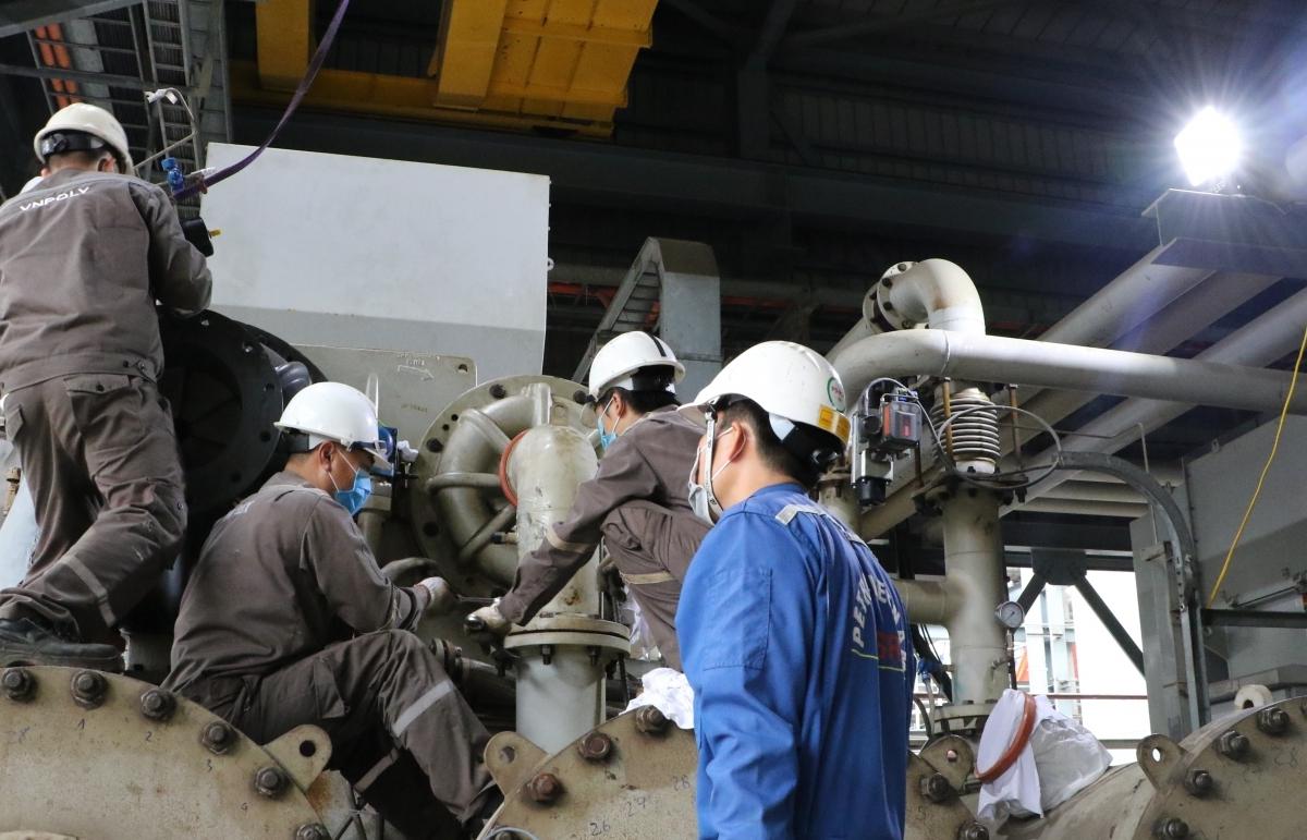 MTSC bảo dưỡng thành công máy nén khí không dầu thuộc loại lớn nhất trong ngành kéo sợi tại Việt Nam