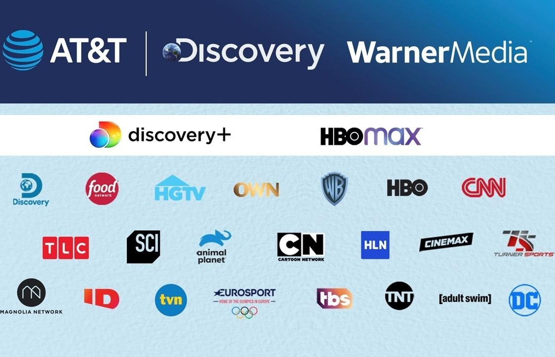 AT&T và Discovery bắt tay tạo ra nền tảng trực tuyến mới