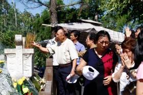 Ban LLHT Công ty Mẹ Tập đoàn Dầu khí viếng mộ Đại tướng Võ Nguyên Giáp