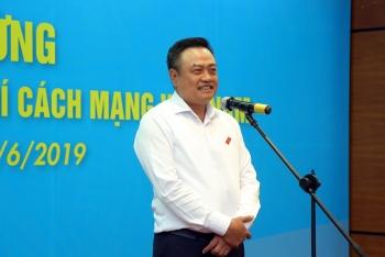 PVN gặp mặt các nhà báo nhân kỷ niệm 94 năm Ngày Báo chí cách mạng Việt Nam