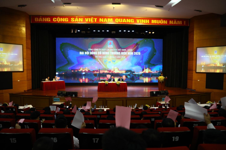 PV Power tổ chức Đại hội đồng cổ đông thường niên năm 2020