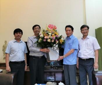 PVN chúc mừng các cơ quan quản lý báo chí, cơ quan báo chí nhân Ngày Báo chí Cách mạng Việt Nam