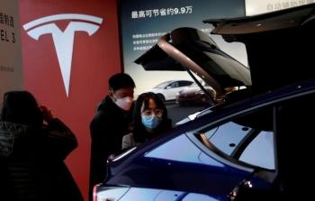 Tesla khai trương trạm sạc xe điện đầu tiên tại Trung Quốc