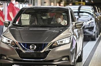 Nissan đầu tư nhà máy sản xuất ô tô điện tại Anh