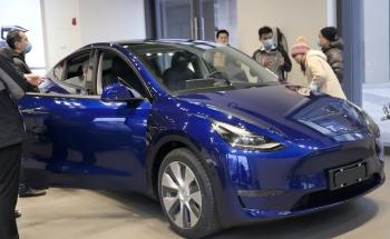 Tesla ra mắt mẫu xe Model Y rẻ hơn ở Trung Quốc