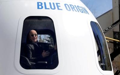 Blue Origin được cấp phép chở người vào không gian