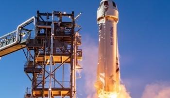 Người trẻ nhất bay vào không gian