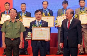 Người lao động Dầu khí được tuyên dương trong phong trào Toàn dân bảo vệ an ninh Tổ quốc