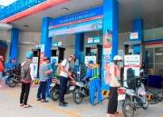 Giá xăng dầu lập đỉnh mới, tăng vọt gần 1.500 đồng/lít