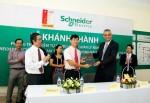 Khánh thành phòng thí nghiệm về quản lý năng lượng đầu tiên tại Hà Nội