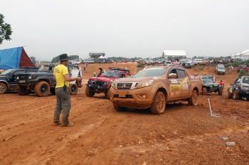 PV Oil đồng hành Giải đua xe ô tô địa hình Việt Nam 2016