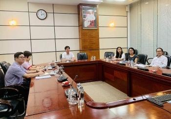 Công đoàn Dầu khí Việt Nam họp trực tuyến với Công đoàn PVMR