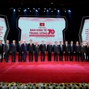 Gặp mặt kỷ niệm 70 năm Ngày truyền thống Ban Kinh tế Trung ương