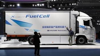 Tất cả xe Hyundai sẽ có phiên bản chạy pin nhiên liệu hydro vào năm 2028