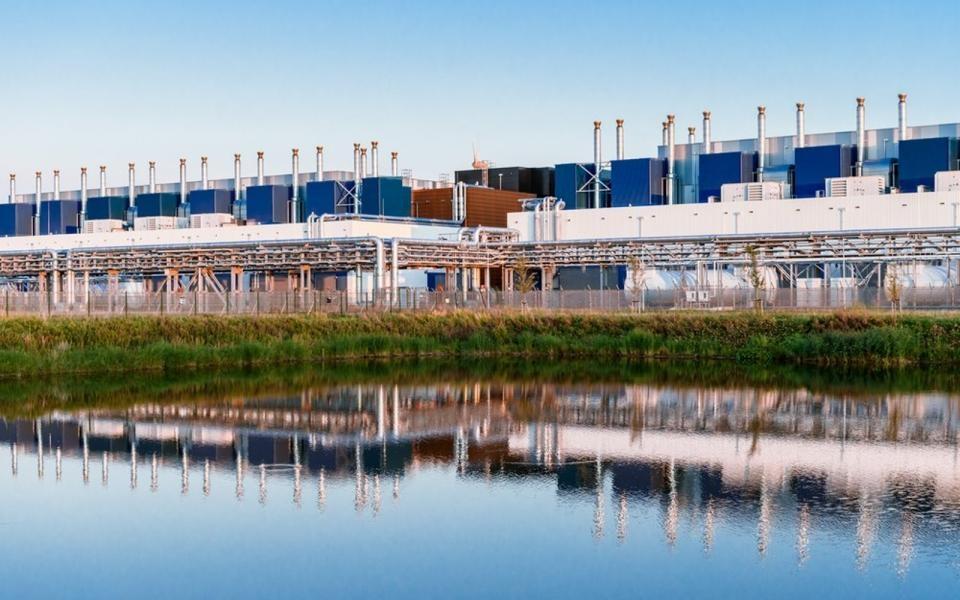 Google cam kết bổ sung lượng nước nhiều hơn 20% so với tiêu thụ vào năm 2030