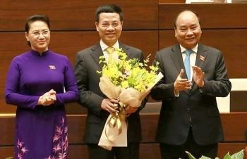 Ông Nguyễn Mạnh Hùng được phê chuẩn Bộ trưởng Bộ Thông tin và Truyền thông