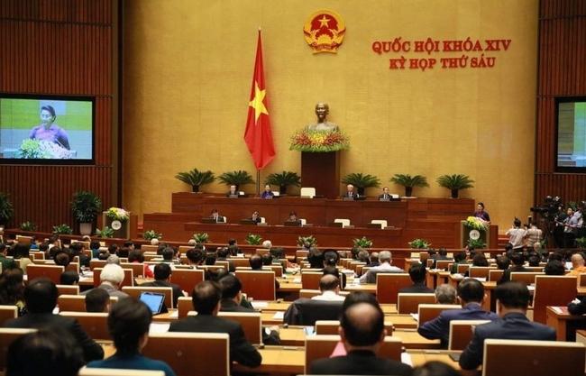 Hôm nay (25/10) Quốc hội lấy phiếu tín nhiệm 48 chức danh, thảo luận về một số dự án Luật